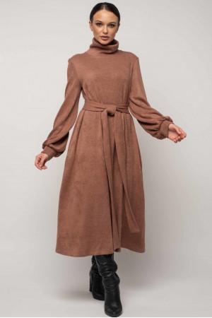 Платье «Джейзи» цвета пыльной розы