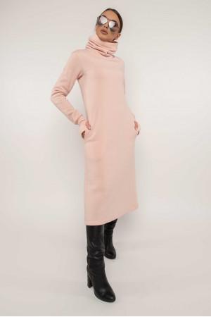Сукня «Монті» кольору пудри