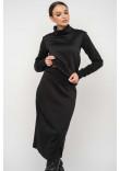 Спідниця «Лорена-стьобанка» чорного кольору