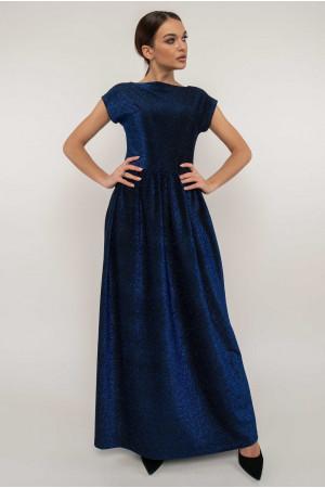 Сукня «Мірелла» темно-синього кольору