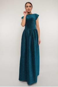 Платье «Мирелла» голубого цвета