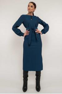 Сукня «Фабіан» синього кольору