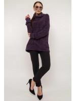 Костюм «Норди-Хилтон» фиолетово-черного цвета