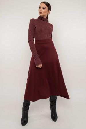 Костюм «Бэйс-Линель» цвета бордо