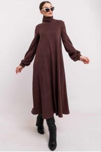 Сукня «Джейзі» кольору мокко