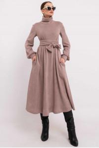 Сукня «Джейзі» сіро-бежевого кольору
