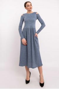 Сукня «Венді» блакитного кольору