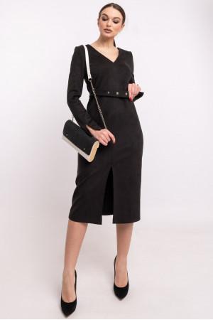 Сукня «Ліннея» чорного кольору