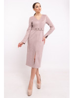 Сукня «Ліннея» кольору пудри