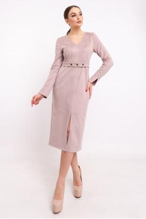 Платье «Линнея» цвета пудры