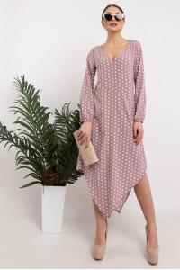 Сукня «Камалія» лілового кольору