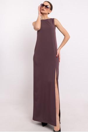 Сукня «Ліндсі» сливового кольору
