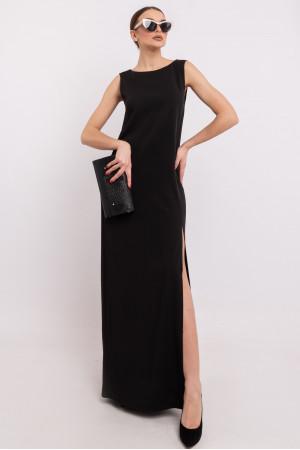 Платье «Линдси» черного цвета