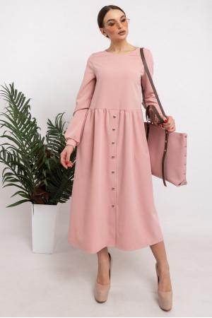 Платье «Тэмми» цвета пудры