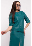 Блуза «Полін» кольору бриз