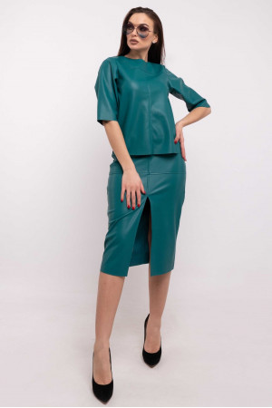 Блуза «Полин» цвета бриз