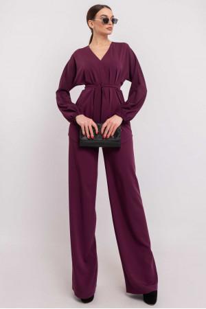 Костюм «Шер» фіолетового кольору