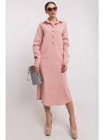 Сукня «Тенді» кольору пудри