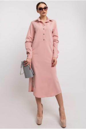 Платье «Тенди» цвета пудры