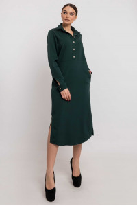 Сукня «Тенді» зеленого кольору