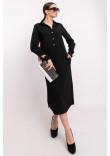 Сукня «Тенді» чорного кольору