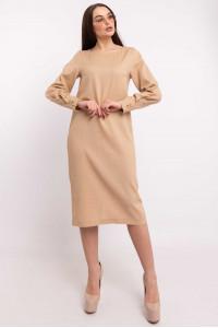Сукня «Леоніла» бежевого кольору