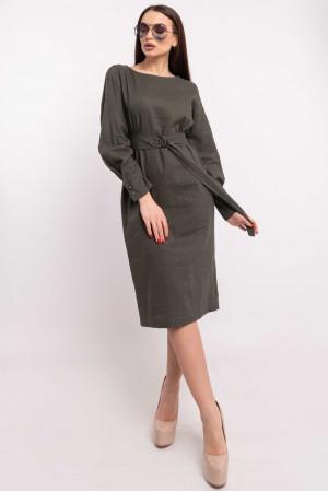 Сукня «Леоніла» кольору хакі