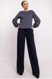 Костюм «Грей» цвета джинс