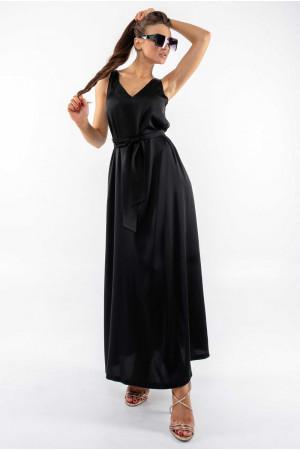 Сарафан «Аліша» чорного кольору