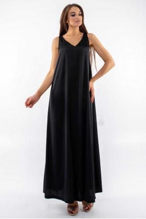 Сарафан «Алиша» черного цвета