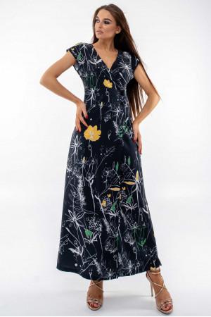 Платье «Пэйтон» черного цвета