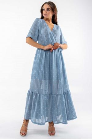 Сукня «Барбара» блакитного кольору