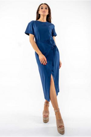 Сукня «Джейд» темно-синього кольору