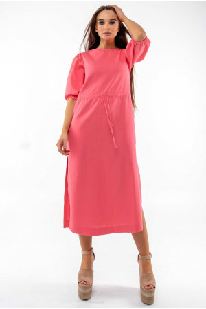 Сукня «Глоу» коралового кольору