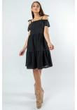 Сукня «Земфіра» чорного кольору