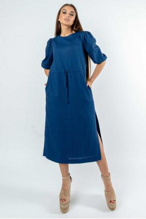Сукня «Глоу» темно-синього кольору