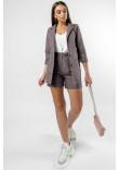 Піджак «Кріспі-льон» кольору лаванди