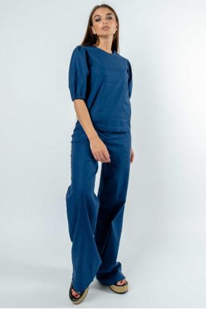 Костюм «Барли-Шер» темно-синего цвета
