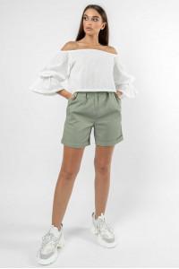 Блуза «Агата» білого кольору