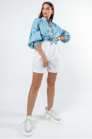 Сорочка «Шарлоні» блакитного кольору