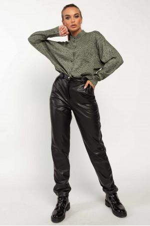 Блуза «Ліора» кольору хакі