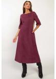 Сукня «Аделайн» фіолетового кольору