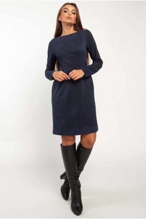 Сукня «Дідіан» темно-синього кольору