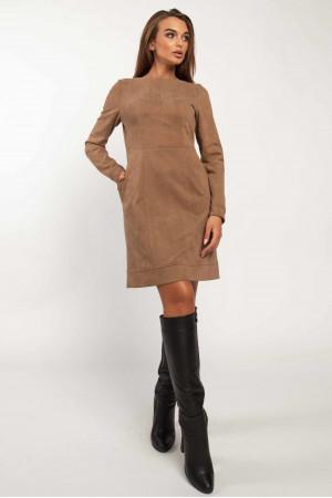 Сукня «Дідіан» кольору капучино