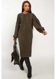 Сукня «Фрідом» кольору хакі