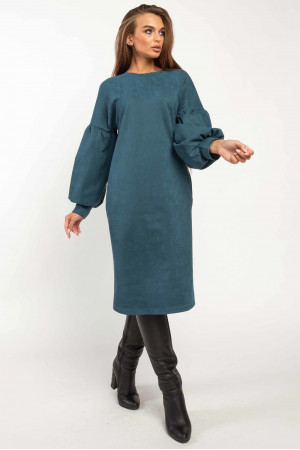 Платье «Фридом» цвета бриз