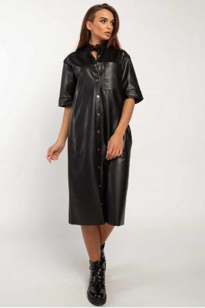 Платье «Джоди» черного цвета
