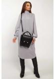 Сукня «Аміра» сірого кольору
