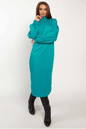 Платье «Амира» голубого цвета