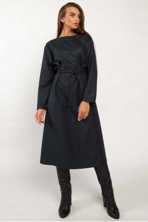 Сукня «Аглая» кольору бірюзи